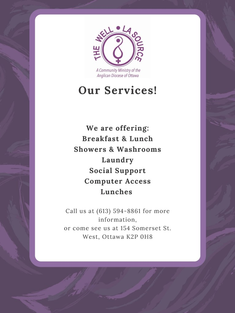 Services Only The Well
